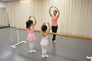 子供のためのクラシックバレエ教室