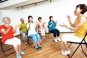 健康と音楽教室