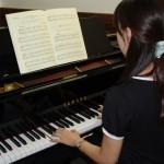 ピアノ科天池先生
