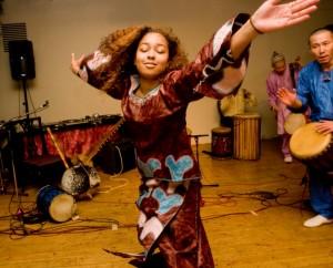 アフリカンダンス 日光さん
