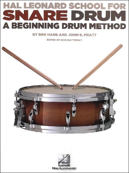GYW00063195 ハル・レナード スネア・ドラム・スクール:初心者のためのドラム教本/Mattingly編