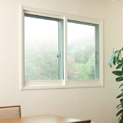 大信工業 内窓PLAST 防音サッシ 腰窓 NT型(8mmガラス)