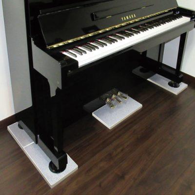 宮地楽器オリジナル アップライトピアノ用防音床パネル