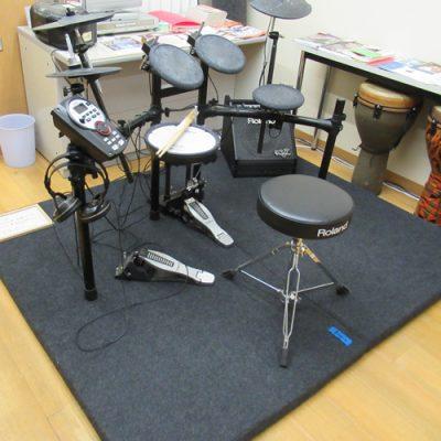 VERY-Q 電子ドラム用 防振ベース
