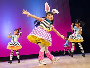 子供のダンス&バレエ特集